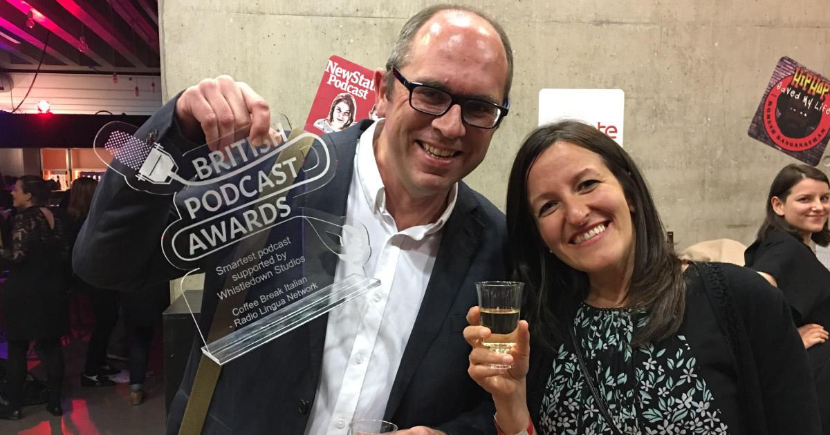 british podcast awards