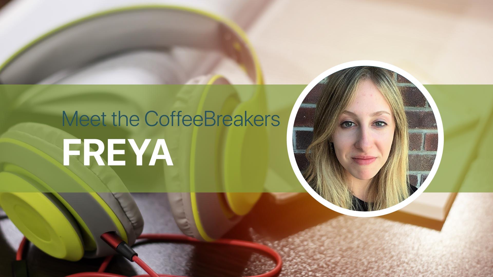 Meet Freya, Coffee Break German learner - Coffee Break ...