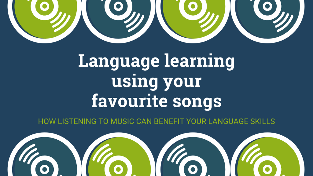 Language learning using your favourite songs! - Coffee Break