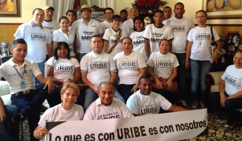 """Uribismo: """"Del Mejor presidente de Colombia, a Lo que es con Uribe es conmigo"""" - uribe2"""