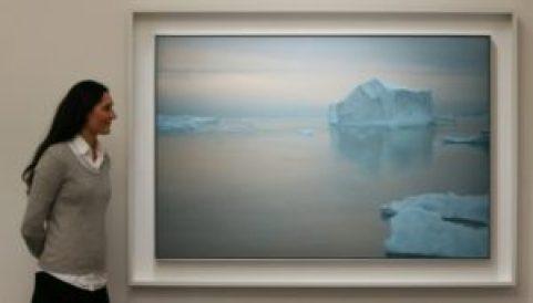 """El cuadro """"Eisberg"""" de Gerhard Richter batió récord en Londres - 194f4fe616fa9f87e03e15850bea473d836fe78c-300x171"""