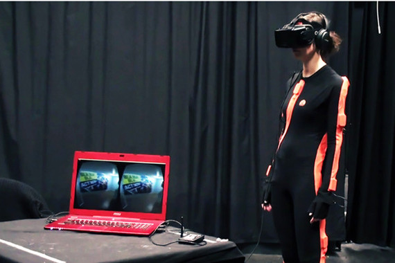 La realidad virtual inmersiva confirma sesgos raciales - La-realidad-virtual-inmersiva-confirma-sesgos-raciales_image_380