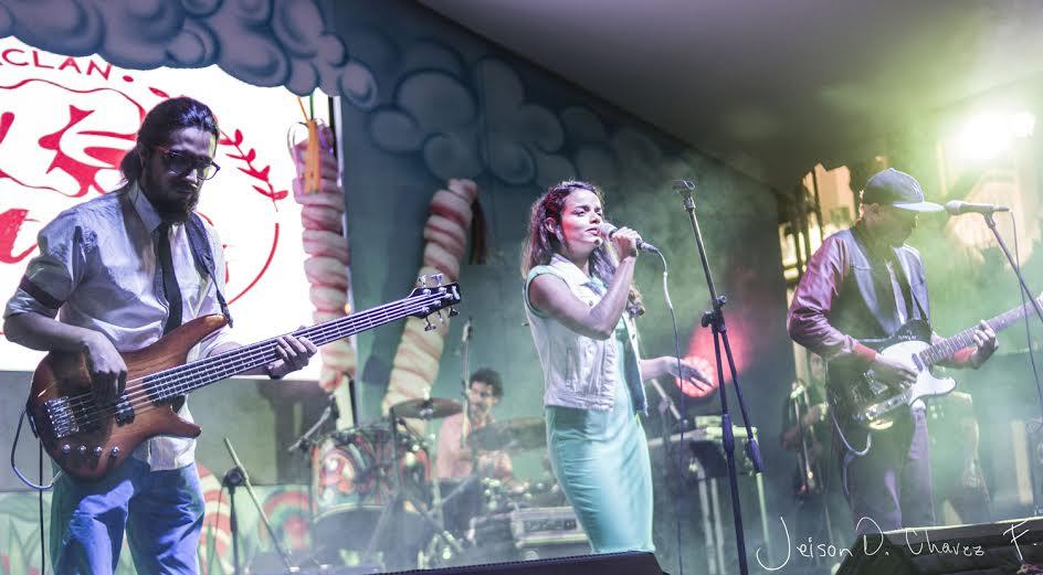 Radio Macondo 14 años presenta el cartel del Unirock en Río Cali 2017 - 4