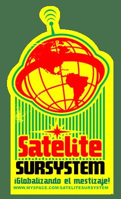 LOGO SATELITE SURSYSTEM