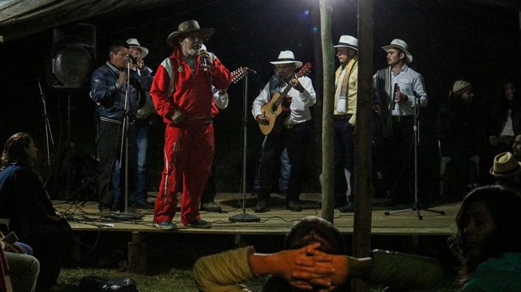 XII Sabores y Saberes Campesinos Música