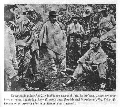 ¿Marchó Luis Carlos Prestes con Isauro Yosa hacia el Davis? - isauro-yosa-marulanda-y-ciro-trujillo