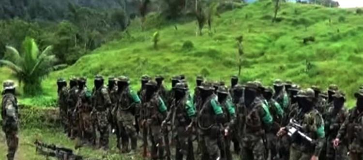 En riesgo afros e indígenas por operaciones armadas de AGC toleradas por FM y por guerra de guerrilla de ELN - AGC