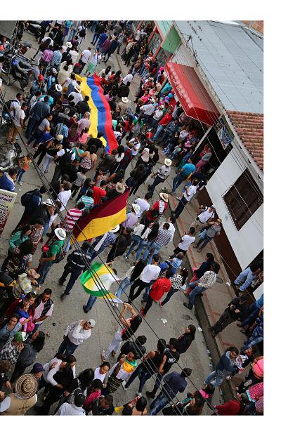 Consultas populares, descentralización y modelo extractivo en Colombia - consultas