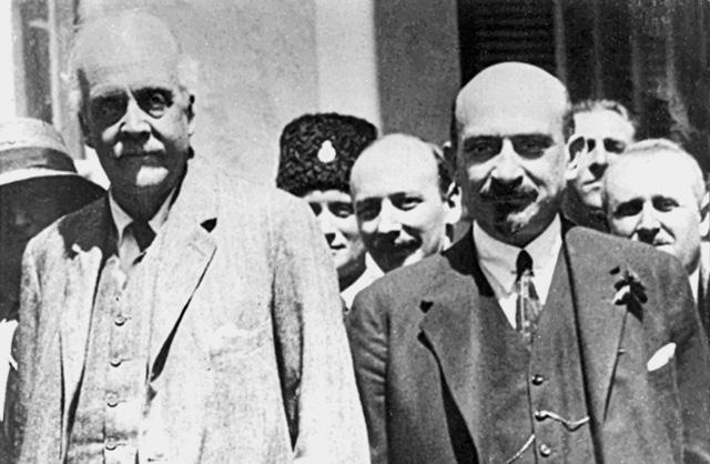 ¿Quién firmó la sentencia a muerte de Palestina? - balfour-Weizmann