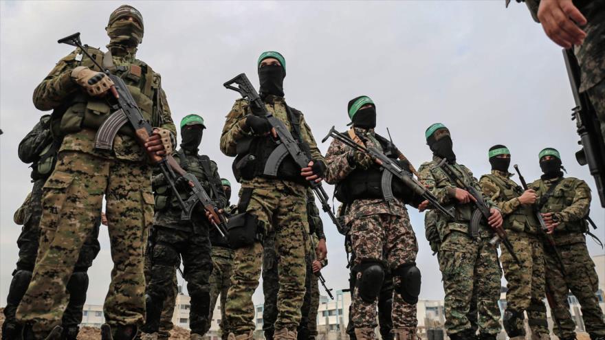 Jefe de HAMAS ordena a sus combatientes a 'esperar la orden' - hammas-1