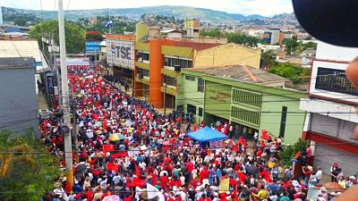 El fraude electoral en Honduras como continuación del golpe de Estado - result-28