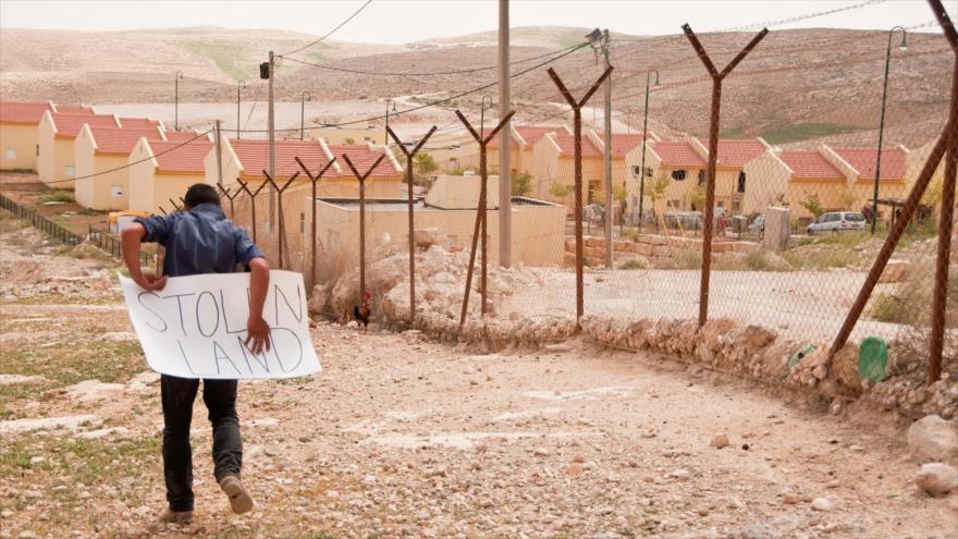 Israel construiría otras 1122 casas para colonos en Cisjordania - palestina