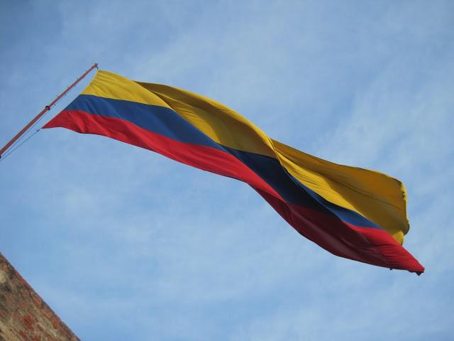 Sólo en Colombia - Bandera-de-Colombia