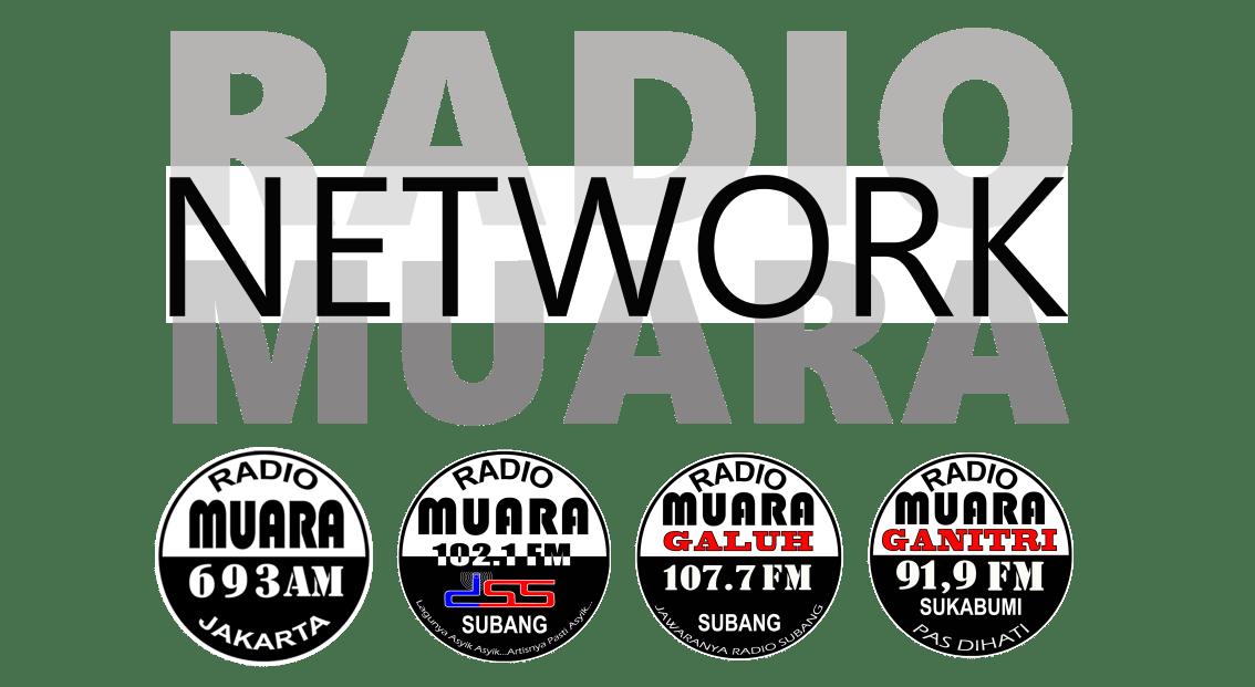 Logo radio Muara NETWORK