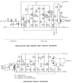Tube Tester AVO VCM 163 – Measurement Principle (revised)