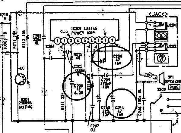 sony: ICF PRO-80; Lautstärke gering, nimmt ab