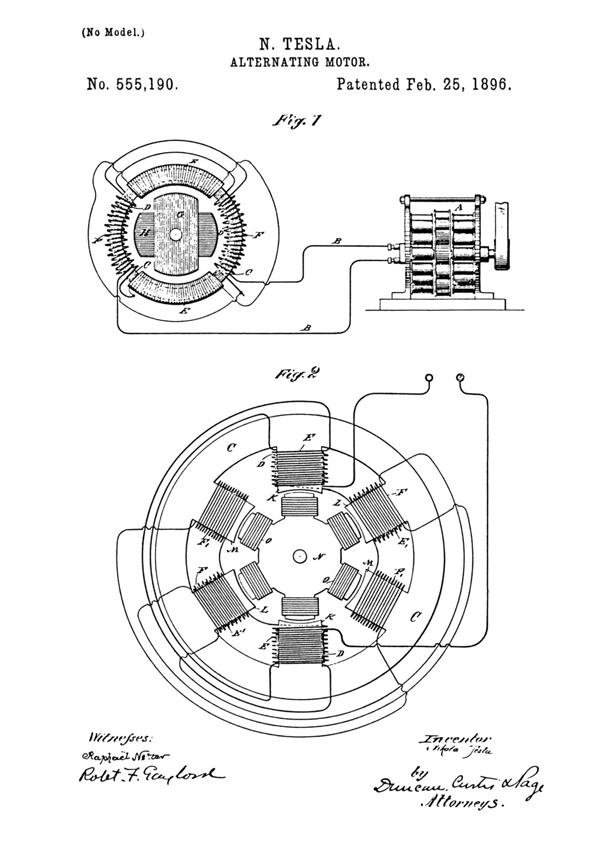 alternating motor