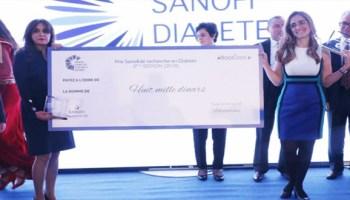 الباحثتان منى منيف وليلى صدام تحصلان على جائزة سانوفي 2018 لأفضل البحوث الطبية في أمراض السكري