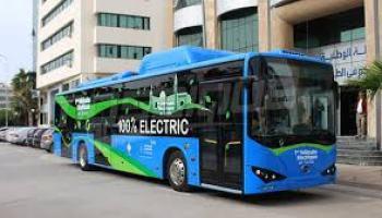 اختبار أول حافلة كهربائية في تونس..هذه ميزاتها