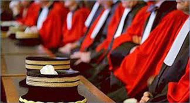إلغاء إضراب القضاة