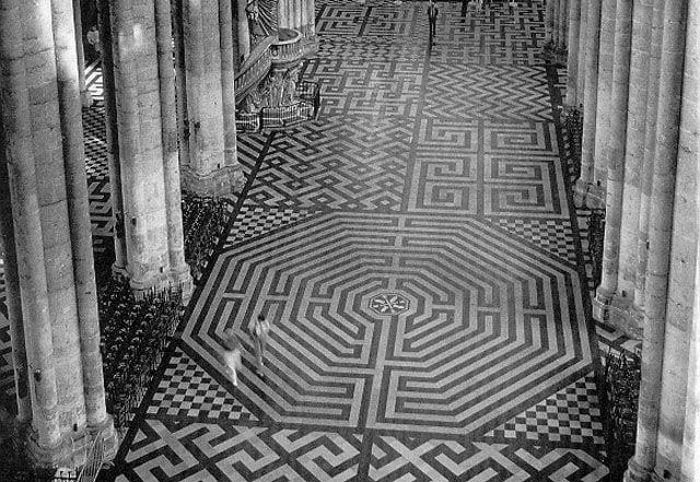 francia-amiens-catedral-laberinto