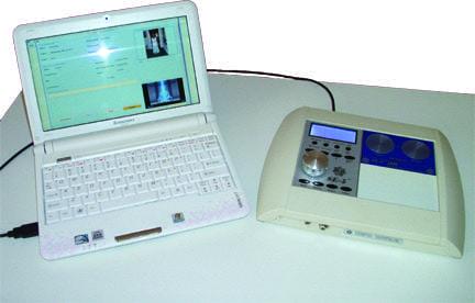 SE-5 1000 Usando Software