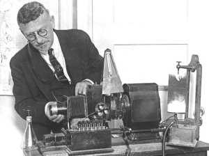 Albert Abrams y radionica