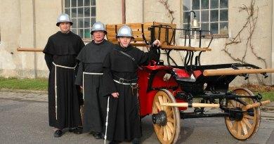 4 maja – wspomnienie św. Floriana, patrona strażaków!