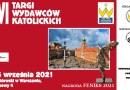 XXVI Targi Wydawców Katolickich: 23-26 września w Warszawie