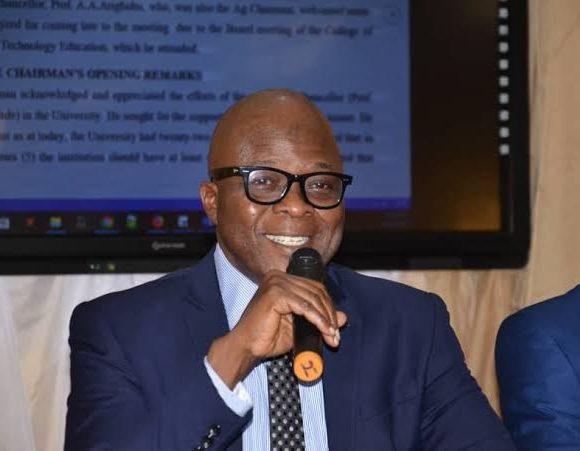 Professor Abayomi Arigbabu – Radio Nigeria Ibadan Zonal Station