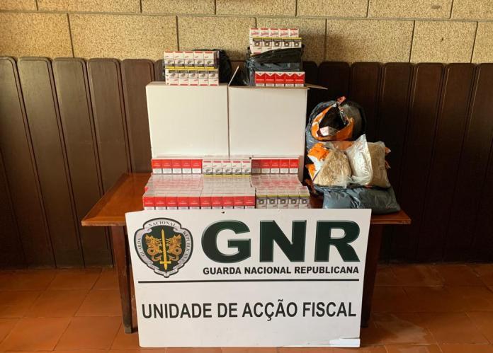 27 mil cigarros de contrabando em venda online