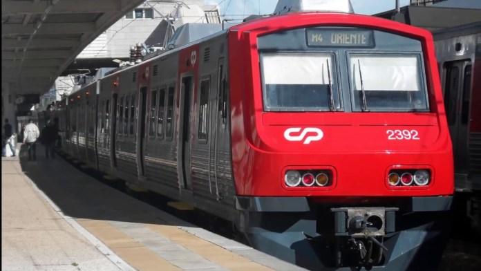 Perturbações na circulação de comboios por causa da greve na CP