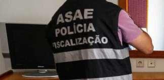 ASAE instaura 19 processos de contraordenação e um por crime
