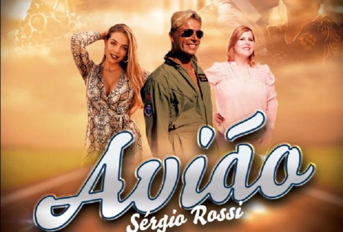 Sérgio Rossi lança 'Avião'