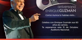 Radio Felicidad festeja a Enrique Guzmán