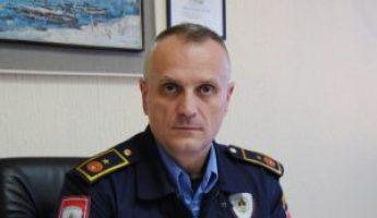 ЗВОРНИК, 26. АПРИЛА /СРНА/ - Начелник Полицијске управе Зворник Горан Абазовић.