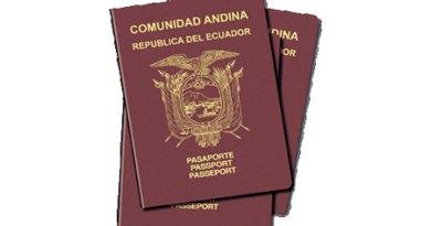 Ecuatorianos siguen en la espera de la eliminación de visa con la Unión Europea
