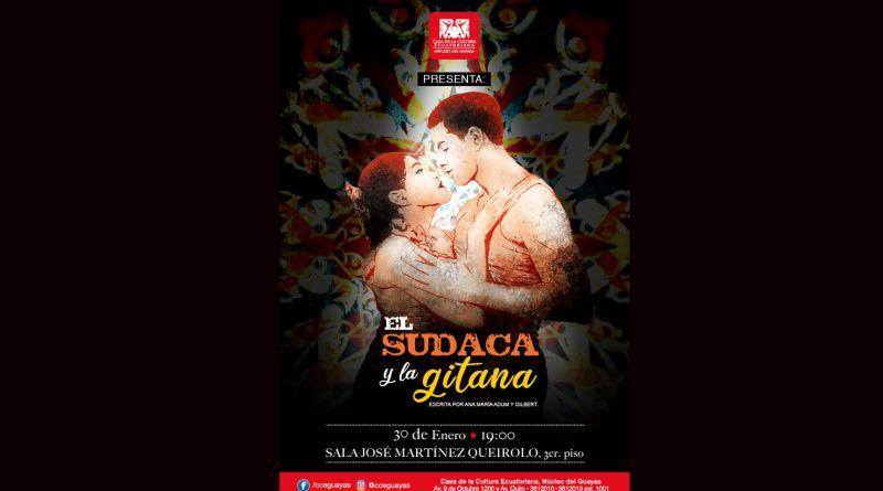 """""""El Sudaca y la Gitana"""""""