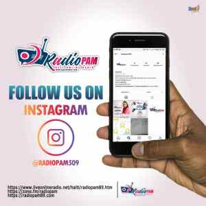 Follow RadioPam89