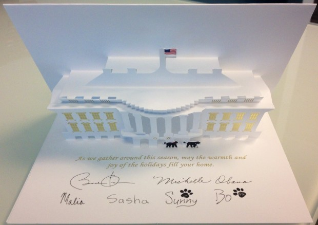 A History Of White House Christmas Cards The Radio Patriot