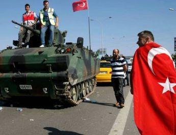 Turkish Coup d'état