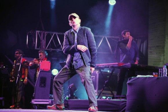 """""""Sapos de otro pozo"""" cubrió el show del Indio Solari"""