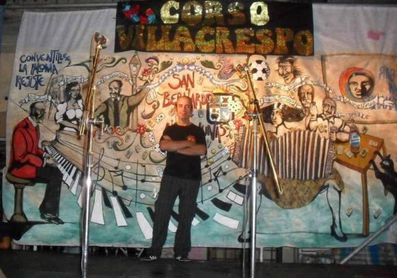 La murga porteña plantó bandera en Uruguay