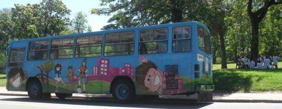 Ómnibus itinerante: derechos andantes