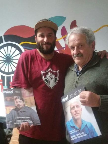 Pedro Cribari, identidad, militancia y fútbol
