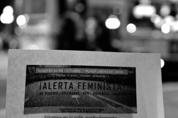 Alerta feminista