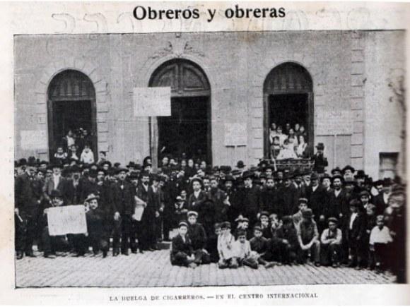 Anarquismo en Uruguay: orígenes y desarrollo hasta principio del siglo XX