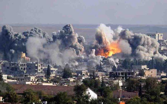 La desgracia del privilegio geográfico: la guerra en Siria