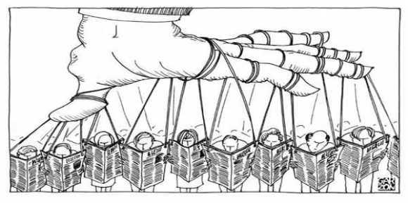 Intereses y medios de comunicación: ¿Qué nos muestran y qué no?