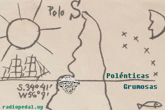 Polénticas y grumas compartiendo territorios